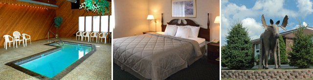 Newberry  Michigan Lodging