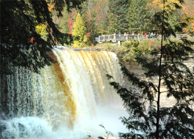 Newberry Michigan Natural Attractions