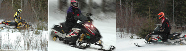 Upper Michigan Snowmobiling Information and SKI-DOO Newberry Snowmobile Rentals