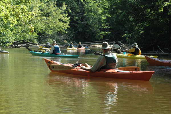 Canoeing the UP