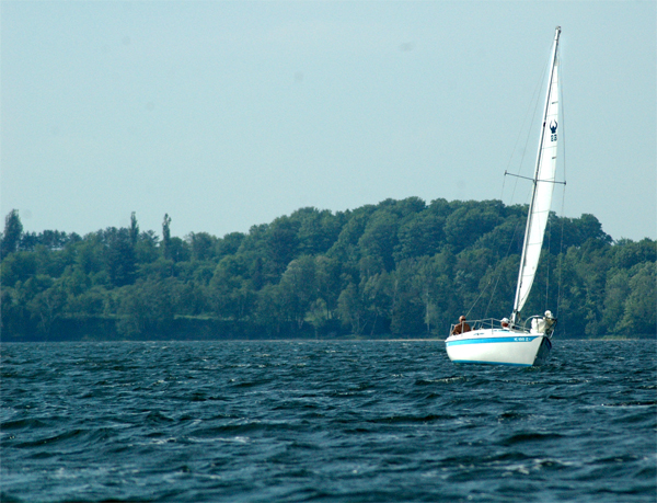 Sailing Our Many Lakes
